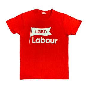 LGBT+ Labour T-Shirt